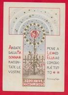 CARTOLINA VG ITALIA - Andate Dalla Madonna  ... - S. Vincenza GEROSA - Suore Di Carità - 10 X 15 - 1966 - Santi