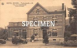 Hotel Mosan Entrée Principale - Profondeville - Profondeville