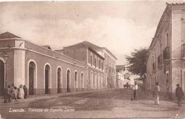 LUANDA -TRAVESSA DO ESPIRITO SANTO - Angola