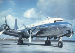 CP - Avion - Vliegtuig - Sabena - Douglas DC-6 - OO-AWW - 1946-....: Era Moderna