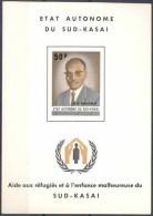 Sud-Kasaï Zuid-Kasai 1961 OCBn° Bloc 1 *** MNH Cote 11 Euro Kalonji - République Du Congo (1960-64)