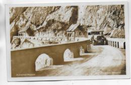AK 0306  Zürs Am Arlberg - Flexenstrasse ( Oldtimer ) / Verlag Risch Lau Ca. Um 1930 - Zürs