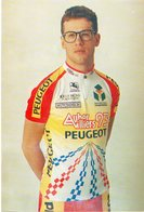 Cyclisme, Laurent Genty - Cyclisme