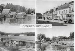 AK 0305  Krakow Am See / Ostalgie , DDR Um 1975 - Krakow