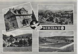 AK 0305  Wurzbach / Ostalgie , DDR Um 1963 - Wurzbach