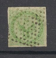 Colonies Générales - 1859 - N°Yv. 2 - Aigle 5c Vert - Oblitéré / Used - Aigle Impérial