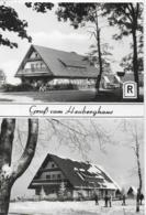 AK 0305  Friedrichroda - Heuberghaus / Ostalgie , DDR Um 1987 - Friedrichroda