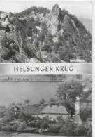 """AK 0305  Blankenburg ( Harz ) - Gaststätte """" Helsunger Krug """" / Ostalgie , DDR Um 1977 - Blankenburg"""
