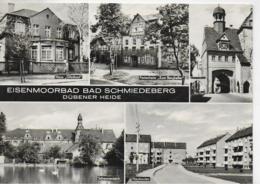 AK 0305  Bad Schmiedeberg / Ostalgie , DDR Um 1969 - Bad Schmiedeberg