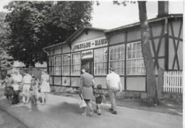 "AK 0305  Neuglobsow - Gaststätte "" Theodor-Fontane-Haus "" / Ostalgie , DDR Um 1976 - Neuglobsow"
