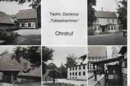 "AK 0305  Ohrdruf - Techn. Denkmal "" Tobiashammer "" / Ostalgie , DDR Um 1985 - Gotha"