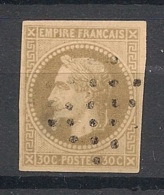 Colonies Générales - 1871 - N°Yv. 9 - Napoléon III 30c Brun - Oblitéré / Used - Napoléon III