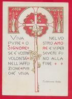 CARTOLINA VG ITALIA - Viva Pure O Signore ... - S. Vincenza GEROSA - Suore Di Carità - 10 X 15 - 1968 - Santi
