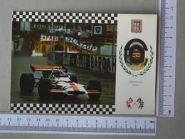 GRAND PRIX - JACKIE OLIVIER -  BRM 153 -   2 SCANS    - (Nº30452) - Grand Prix / F1