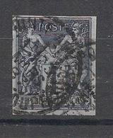 Colonies Générales - 1878 - N°Yv. 37 - Sage 1c Noir - Oblitéré / Used - Sage