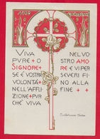 CARTOLINA NV ITALIA - Viva Pure O Signore ... - S. Vincenza GEROSA - Suore Di Carità - 10 X 15 - 1964 - Santi
