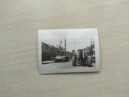 WWII Foto  PANZER  WEHRMACHT PANZER PANTERA - 1939-45