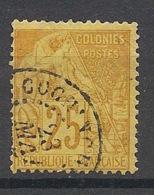 Colonies Générales - 1881 - N°Yv. 53 - Alphée Dubois 25c Jaune-bistre - Oblitéré / Used - Alphée Dubois