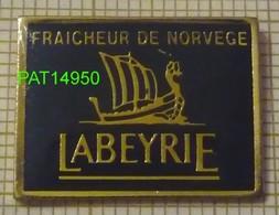 DRAKKAR SAUMON  LABEYRIE  FRAICHEUR DE NORVEGE - Bateaux