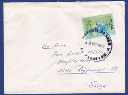 Brief In Die Schweiz (br8014) - Brazilië