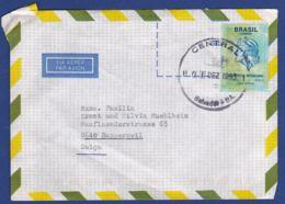 Brief  In Die Schweiz (br8021) - Brazilië