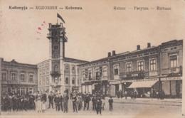AK – (Ukraine) KOLOMYJA - Rathaus Im Stadtzentrum - Grandhotel Bahr 1916 - Ukraine