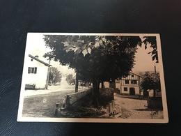 LA DOUCE FRANCE - 38 - LE PAYS BASQUE AINHOA La Route D'Espagne - 1938 Timbrée - Ainhoa