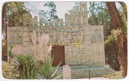 °°° 13756 - MEXICO - TEMPLO MAYA DEDICADO A CHAAC - With Stamps °°° - Messico