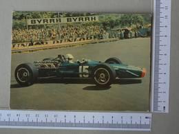 GRAND PRIX - BRM -  F1 -   2 SCANS    - (Nº30487) - Grand Prix / F1