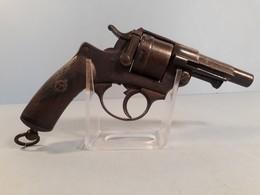 REVOLVER MODELE ST ETIENNE 1873 - Armes Neutralisées