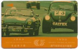 Macau - CTM (GPT) - Grand Prix Macau 1 - 2MACA - 10.000ex, Used - Macau