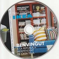 NOU CATALEG IKEA 2008 - DVD - CATALA - Otros
