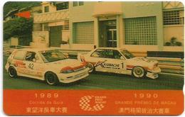 Macau - CTM (GPT) - Grand Prix Macau 3 - 2MACC - 10.000ex, Used - Macao