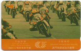 Macau - CTM (GPT) - Grand Prix Macau 4 - 2MACD - 10.000ex, Used - Macao