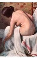 CPA - NU FEMININ - Tableau De V.GUETIN - Edition Lapina - Paintings