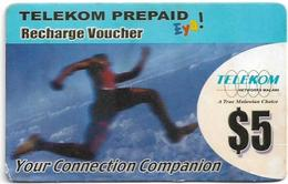 Malawi - TNM - Your Connection Companion, Runner, Prepaid 5$, Used - Malawi
