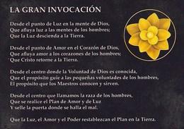 CALENDARIO - CALENDAR - LA GRAN INVOCACION 2006 - Tamaño Pequeño : 2001-...