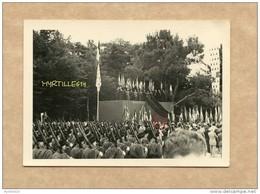 Général De Gaulle - Rennes - Véritable Photographie 10.5 X 7.5 Cm - Célébrités