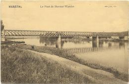HERSTAL   LE PONT DE HERSTAL  WANDRE - Herstal