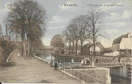 HERSTAL   L'ECLUSE AU PONT DE WANDRE - Herstal