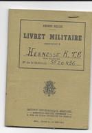 Livret Militaire (1955) - Documents