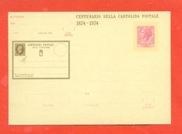 INTERI POSTALI-C174 - NUOVA - 6. 1946-.. Repubblica