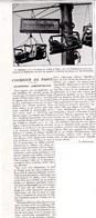 1928 Pékin Répression Contre Excès Vitesse, Exposition Sous écriteau Têtes Contrevenants Décapités TBE. - Non Classificati