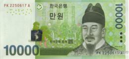 South-Korea 10000 Won (P56) 2007 -UNC- - Corée Du Sud