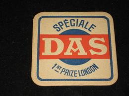 1930's Oud Viltje SPECIALE DAS Brouwerij HOUGAERDE 1st PRIZE LONDON (=1938) - Beer Mats