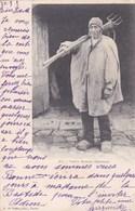Cpa 61 VIEUX PAYSAN CREUSOIS 1902 - Limousin