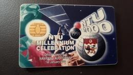 """RRR CASH CARD """" NTU MILLENNIUM CELEBRATION""""  SINGAPORE  GEMPLUS RRR - Singapour"""
