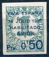 CANARIAS    Nº 1hac   Charnela -1004 - Nuevos & Fijasellos