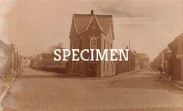 Foto Nieuwstraat En Statie -  Lichtervelde - Lichtervelde