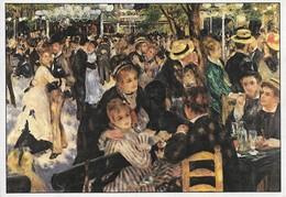 Pierre Auguste Renoir Bal Du Moulin De La Galette (2 Scans) - Pintura & Cuadros
